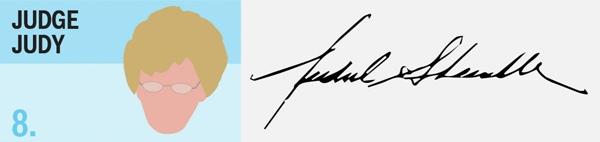 Không thể bắt chước chữ ký này, nhưng có thể tưởng tượng ra cách di chuyển tay khi ký. (Ảnh: Business Insider)