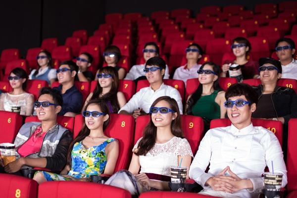 Đa số các rạp phim đều trang bị nhiều định dạng hiện đại.(Ảnh: Internet)