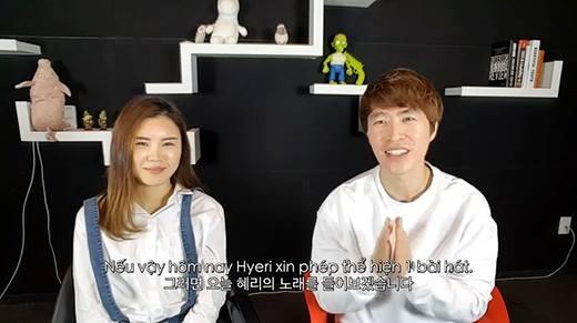 Hotgirl người Hàn hát Nơi anh không thuộc về bằng tiếng Hàn siêu hay
