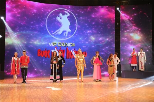Các thí sinh còn lại của đêm Liveshow thứ 6 Vip dance. - Tin sao Viet - Tin tuc sao Viet - Scandal sao Viet - Tin tuc cua Sao - Tin cua Sao