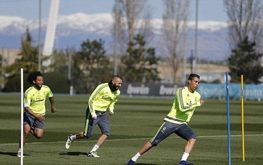 Marcelo đang chạy đua cùng thời gian để kịp bình phục chấn thương. (Ảnh: Internet)