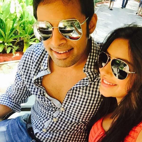 Lần cuối Pratyusha xuất hiện trên truyền hình là tham dự chương trình Power Couple (tạm dịch: Cặp đôi Hoàn hảo) cùng bạn trai. (Ảnh: Internet)