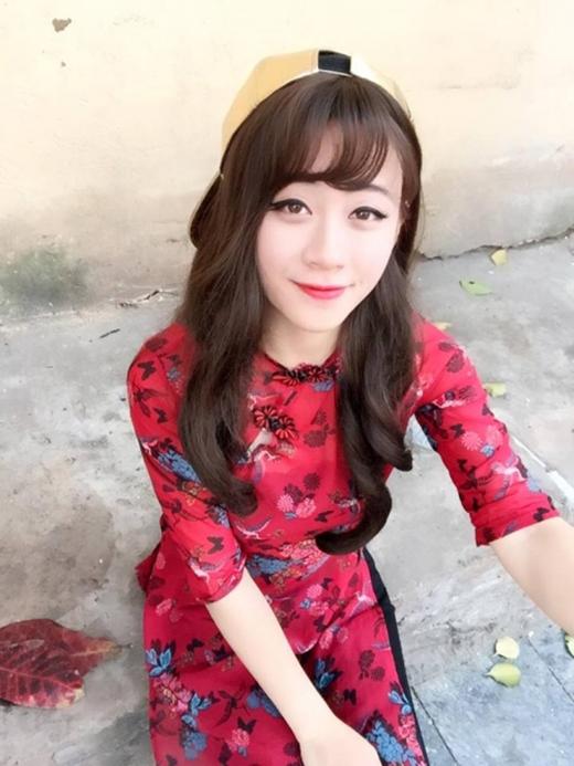 Thu Hương trải lòng về nghề PG (Ảnh: NVCC).