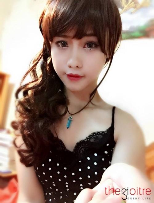 Nhan sắc xinh như hot girl của chàng trai Lai Châu