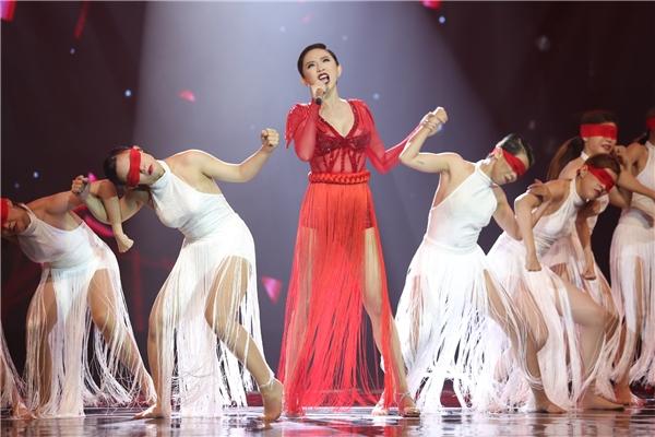 """Nữ ca sĩ đã lựa chọn ca khúc Không thể tìm lại bình yên của """"cậu em"""" Soobin Hoàng Sơn. - Tin sao Viet - Tin tuc sao Viet - Scandal sao Viet - Tin tuc cua Sao - Tin cua Sao"""