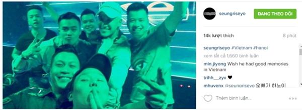 """Sao châu Á khiến fan """"thót tim"""" khi bất ngờ ghé thăm Việt Nam"""