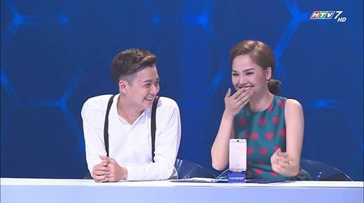 Trấn Thành đề nghị Miu Lê hôn Ngô Kiến Huy vì tài phán đoán quá xuất sắc