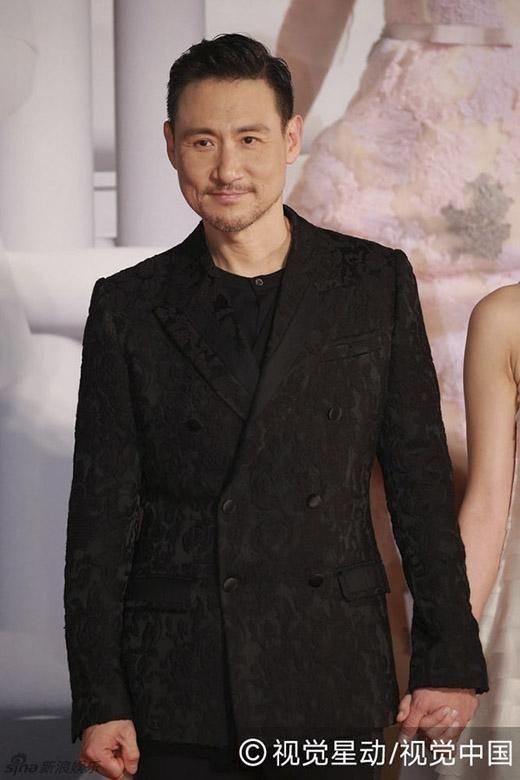 Trương Học Hữu vẫn luôn trẻ trung, phong độ. (Ảnh: Internet)