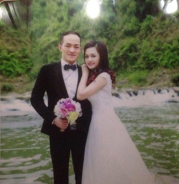 Ảnh cưới của Chí Công và Thu Hiền
