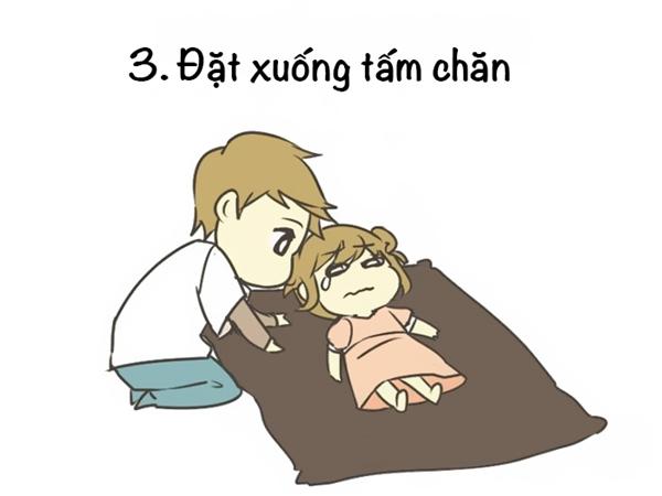 """9 bước cực """"cưng"""" để an ủi một trái tim tan vỡ"""