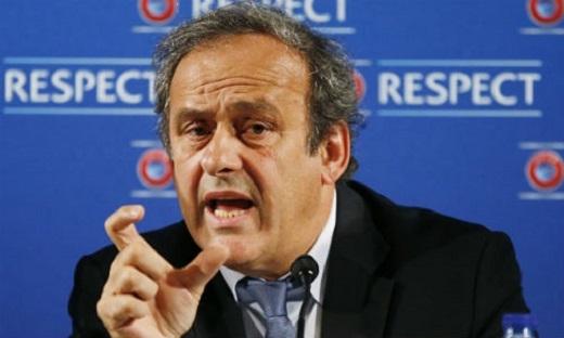"""...trong đường dây này, cựu chủ tịch UEFA, Michel Platini cũng được """"điểm mặt chỉ tên"""". (Ảnh: Internet)"""