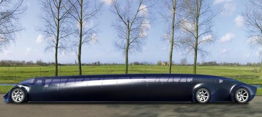 Chiếc siêu bus này được phát minh bởi giáo sư người Hà Lan Wubbo Ockels và được thiết kế bởi chuyên gia khí động lực học của Ferrari F1 Antonia Terzi, làm phương tiện di chuyển giữa Abu Dhabi và Dubai ở UAE.