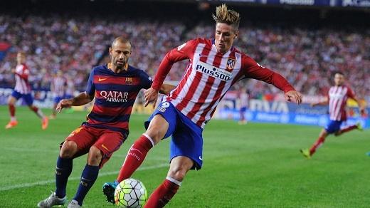 """Fernando Torres chính là """"khắc tinh"""" của Barcelona. (Ảnh: Internet)"""