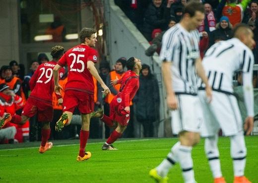 Bayern Munich đang quá mạnh ở thời điểm hiện tại. (Ảnh: Internet)