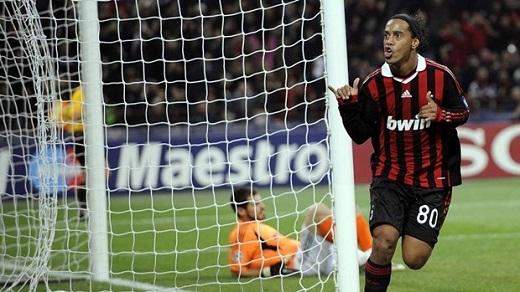 =6. Ronaldinho | 6 bàn thắng. (Ảnh: Internet)