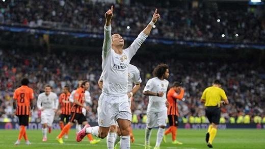 1. Cristiano Ronaldo | 11 bàn thắng. (Ảnh: Internet)