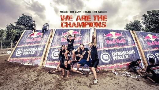 Red Bull Champion Dash tiên phong là cuộc đua vượt chướng ngại vật đầu tiên và duy nhất tại Việt Nam. (Ảnh: Internet)