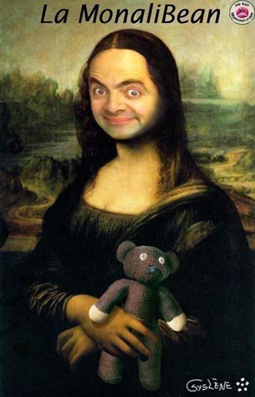 Nụ cười MonaliĐậu này dường như còn bí ẩn và... gian xảo hơn cả nàng Mona Lisa. (Ảnh: Internet)
