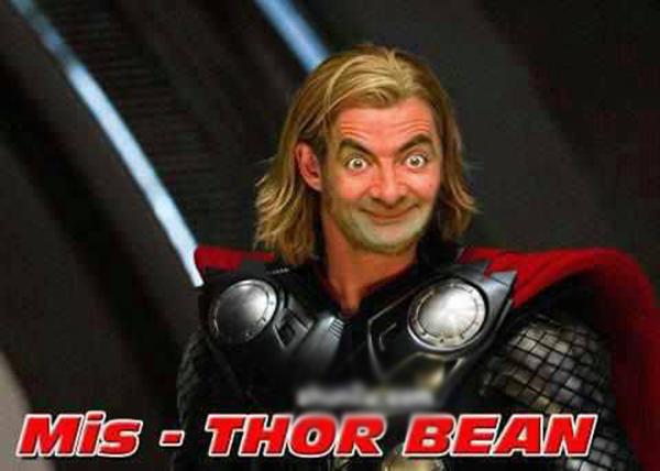 """Hoa hậu """"Thỏ Đậu Thor Bean"""" ăn đứt thần sấm Thor ở mái tóc bồng bềnh lãng tử và nụ cười... """"hớp hồn"""" phái nữ. (Ảnh: Internet)"""