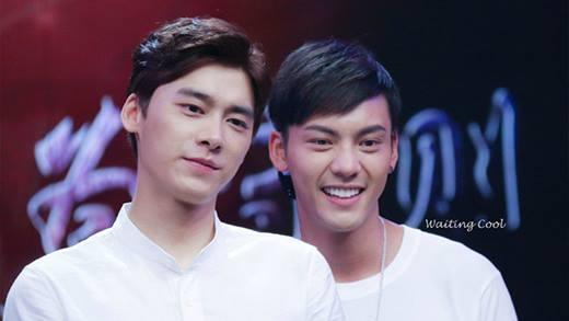 Những cặp đôi nam - nam gây xao xuyến khán giả màn ảnh Hoa ngữ
