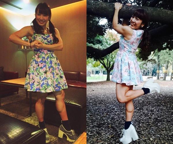 Phong cách chụp hình thường thấy của Saiki.