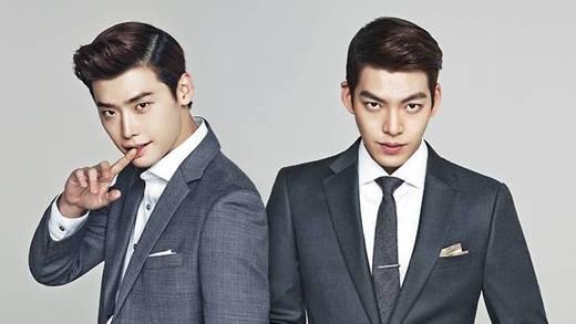 Phát cuồng với những cặp đôi nam - nam  trên màn ảnh Hàn