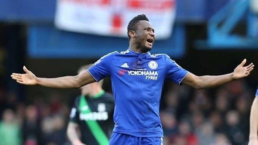 """Tiền vệ trung tâm John Obi Mikel:Sẽ là sai lầm khi tân thuyền trưởng Chelsea không giữ lại tiền vệ người Nigeria ở mùa giải tới. Obi Mikel thực sự là """"trái tim"""" và """"linh hồn"""" của hàng tiền vệ Chelsea trong những mùa giải gần đây."""