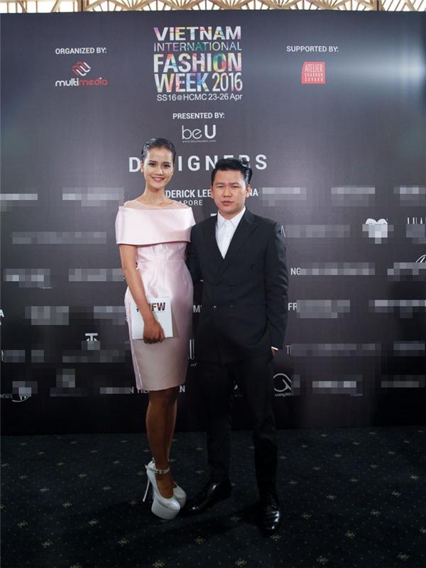 Nhà thiết kế Hoàng Minh Hà - Quán quân Project Runway Việt Nam mùa giải đầu tiên