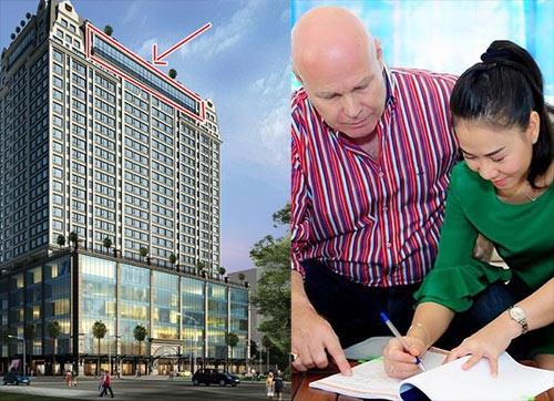 Trước đó, vợ chồng Thu Minh cũng đang sống tại một căn hộ penthouse có diện tích nhỏ hơn vì vậy Thu Minh muốn chuyển đến một nơi khác rộng rãi hơn.