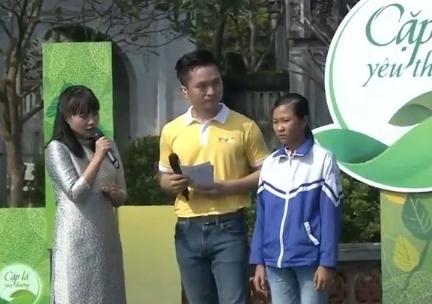 Khánh Linh đã trực tiếp đến Thái Bình để gặp gỡ Thùy Linh và giúp đỡ cô bé.