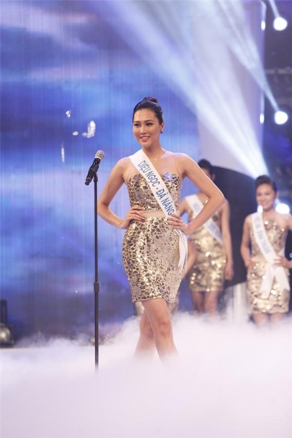 Trương Diệu Ngọc, 25 tuổi đến từ Đà Nẵng