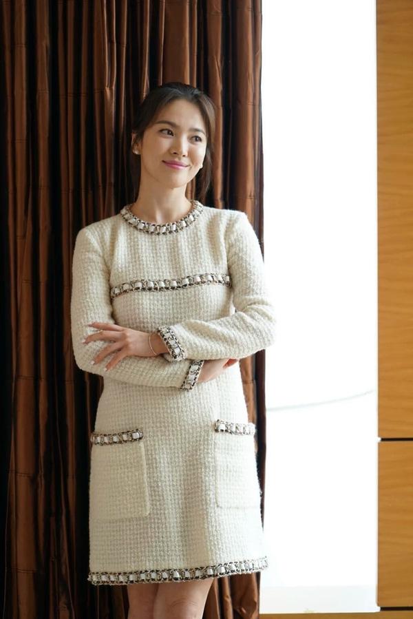 Vẻ đẹp không tuổi của Song Hye Kyo luôn khiến khán giả ngưỡng mộ.(Ảnh: Internet)