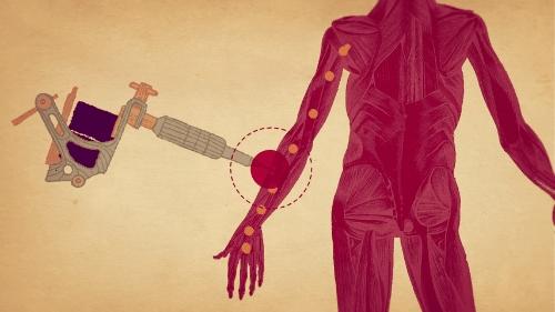 Tiết lộ không thể tin nổi về lý do mực xăm tồn tại vĩnh viễn trên da người