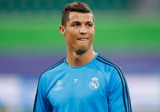 Ronaldo vẫn chưa được mời gia hạn dù hợp đồng với Real chỉ còn hơn 2 năm. (Ảnh: Internet)
