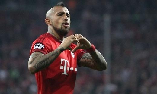 Vidal có muốn đoàn tụ vời người thầy cũ của mình ở Chelsea?. (Ảnh: Internet)