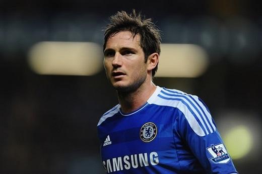 2. Frank Lampard – 23 bàn. (Ảnh: Internet)