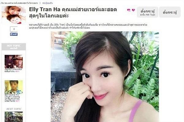 """Sao Việt và những lần """"nức mũi"""" vì được báo Thái khen ngợi"""
