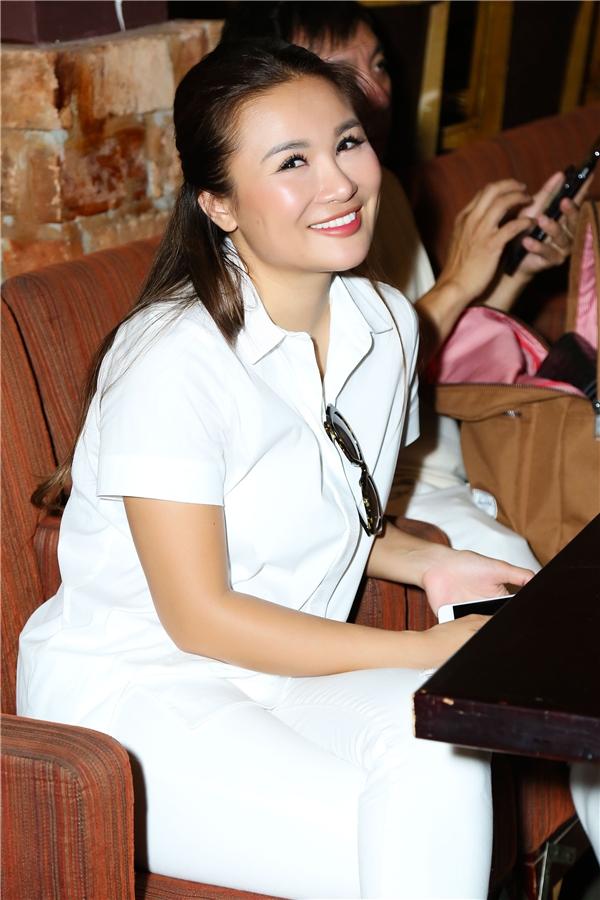 Sau nhiều năm xa quê hương, Lam Anh cho biết cô rất nóng lòng được hội ngộ khán giả Việt Nam. - Tin sao Viet - Tin tuc sao Viet - Scandal sao Viet - Tin tuc cua Sao - Tin cua Sao