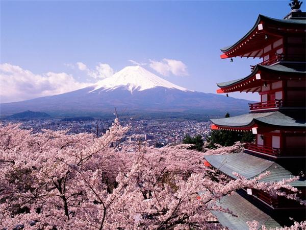 Nhật Bản là ước mơ của cả thế giới.