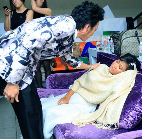 Thái Trân, cô con gái nuôi có hoàn cảnh xúc động của Hoài Linh - Tin sao Viet - Tin tuc sao Viet - Scandal sao Viet - Tin tuc cua Sao - Tin cua Sao