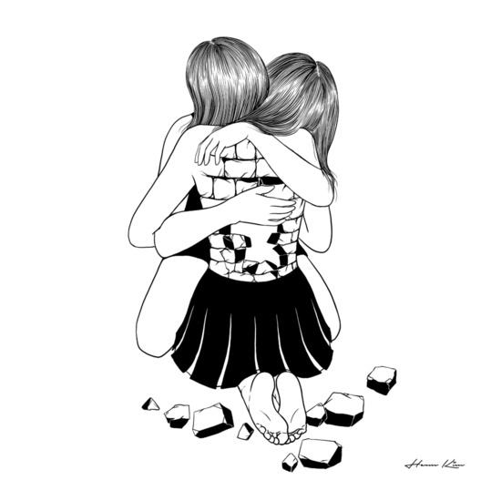 Trên thế gian này, rồi bạn sẽ gặp những người mà càng ở bên cạnh họ, bạn càng đau đớn, vụn vỡ. Lời đường mật kia chỉ là nhất thời, bản chất kia mới là mãi mãi.(Ảnh: Internet)