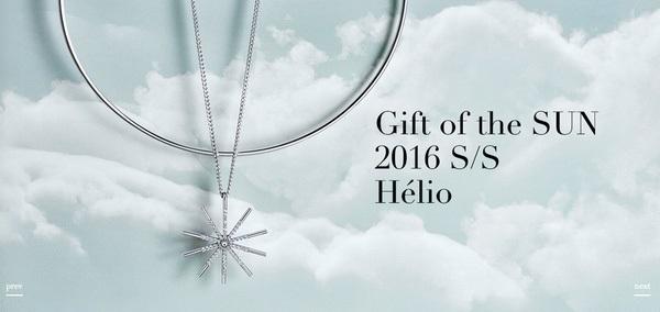 Đây cũng là chiếc vòng nằm trong BST Xuân/Hè 2016 - Gift of the Sun (Tạm dịch: Món quà từ Mặt trời) của J.estina.