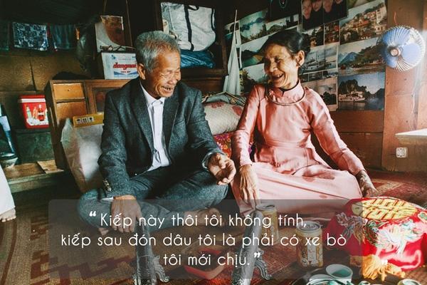 Những câu nói lịm tim của ông bà lão nhặt rác 47 năm không hôn thú vẫn đẹp như mơ