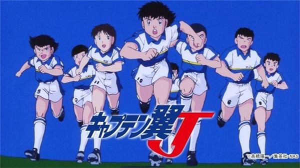 Bộ truyện kể về cậu bé 11 tuổi Tsubasa trong ngày đầu chập chững bước chân vào ngôi trường mới cho tới khi trở thành ngôi sao của đội bóng và một tuyển thủ cấp quốc gia.(Ảnh: Internet)