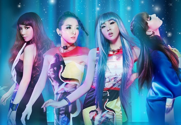 Quyết định rời nhóm của Minzy cũng khá dễ hiểu khi album mới nhất của 2NE1 được phát hành cách đây... 2 năm