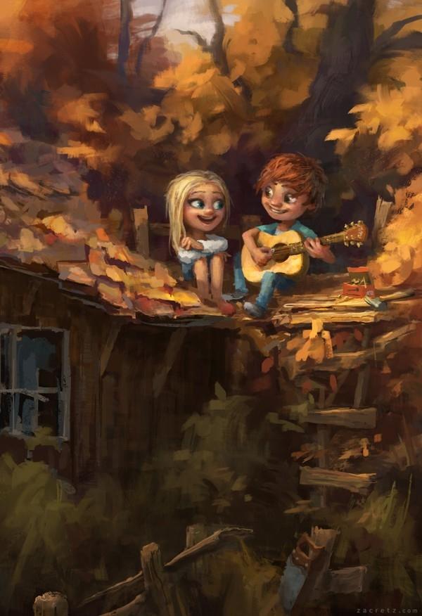 Mỗi bản tình ca anh hát ngọt ngào hơn bất cứ ca sĩ nào, bởi nó đong đầy yêu thương dành cho em...