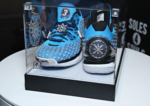 Đôi giày này có giá đắt nhất trong lịch sử sneaker từ trước đến nay.