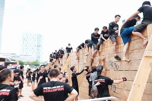 Những thử thách tại đường đua này đòi hỏi một tinh thần đoàn kết và sự phối hợp nhịp nhàng giữa các đồng đội với nhau. (Ảnh: Internet)