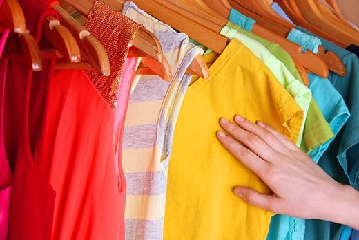 Màu sắc trang phục yêu thích sẽ bộc lộ bản chất con người bạn. (Ảnh: Internet)