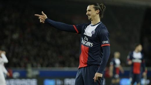 Zlatan Ibrahimovic đang thẳng tiến đến Man United. (Ảnh: Internet)